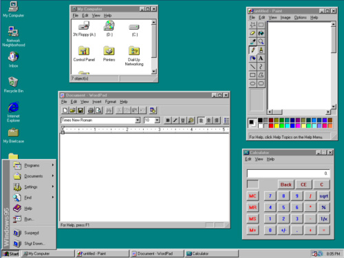 windows95