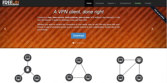 Бесплатный VPN 2017 Freelan